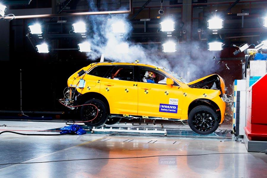 Estos son los coches más seguros, según Euro NCAP