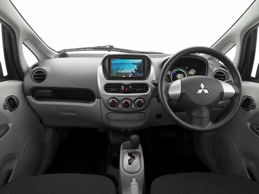Mitsubishi i-Miev: eléctrico 100% | Autocasión