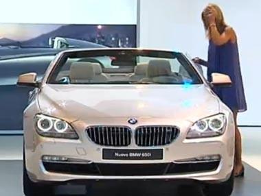 Mini y BMW en Barcelona 2011