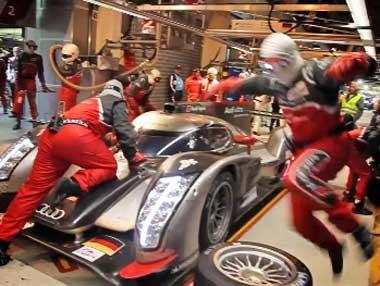 Audi en las 24 Horas de Le Mans 2011