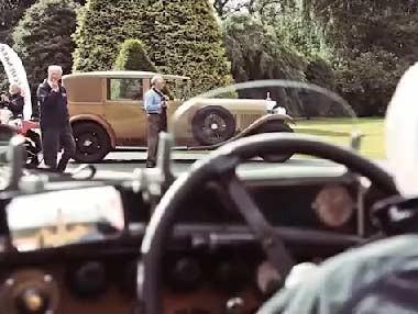 El Bentley Drivers Club visita Crewe