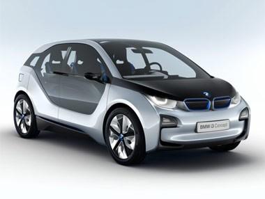 BMW i3 Concept: urbano eléctrico
