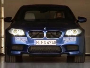 BMW M5: muy fiero