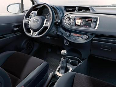 Nuevo Toyota Yaris: estructura