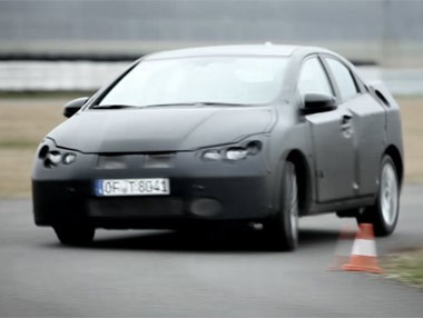 Tecnología i-DTEC para el Honda Civic 2012
