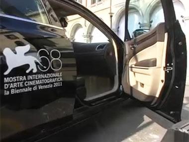 El Lancia Thema en la Mostra de Venezia