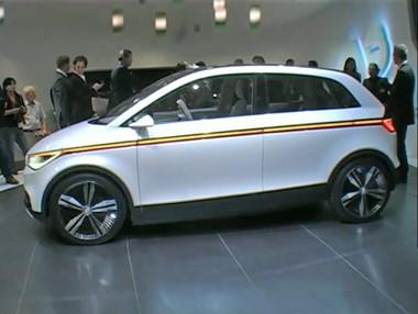 Audi A1 concept: el nuevo A2