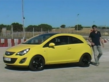 Opel Corsa 1.7 diésel 130 CV
