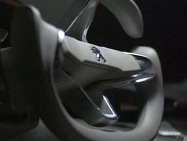 Peugeot HX1: interiores