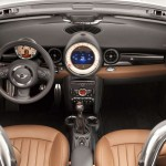 Interior del Mini Roadster