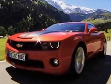 Así rueda el Chevrolet Camaro LZ1