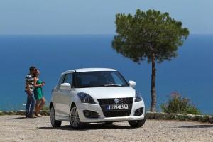 Conducimos el nuevo Suzuki Swift Sport