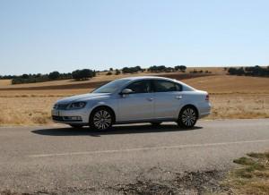 En carretera, sorprende el silencio de rodadura del modelo. Fotos: Raúl de San Antonio.