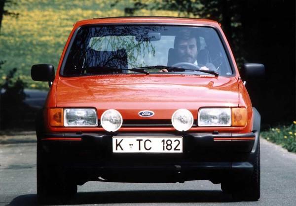 Las versiones deportivas S y Super Sport son de 1980.
