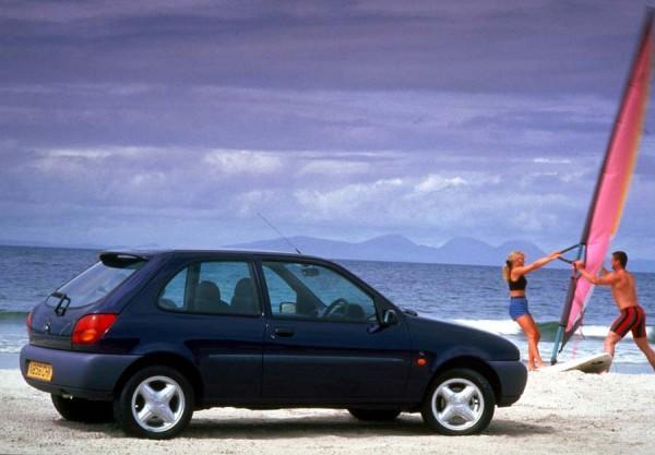 El Ford Fiesta siempre ha sido objeto deseo de los más jóvenes.