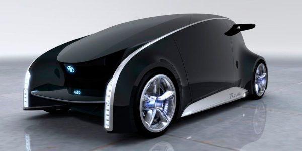 Toyota Fun-Vii, un smartphone sobre ruedas