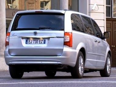 Nuevo Lancia Voyager
