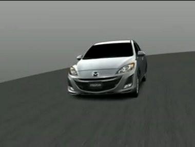 Así se comporta el nuevo Mazda3