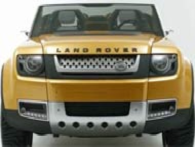 Land Rover DC100 y DC100 Sport