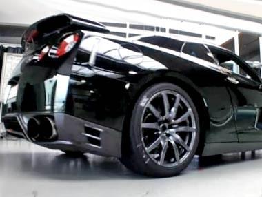 El Nissan GT-R 2012, en vídeo