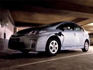 El Toyota Prius Plug-in ya rueda