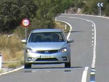 El Kia Cee'd Eco Dynamics, a prueba