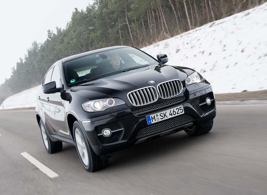Audi tratará de rivalizar con el X6 de BMW con un nuevo modelo.