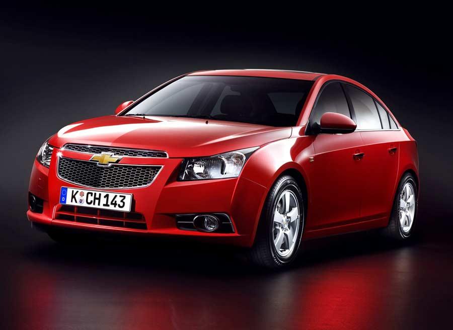 La producción del Chevrolet Cruze se ha visto interrumpida por falta de recambios.
