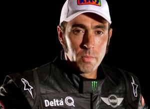 Nani Roma quiere ganar el Dakar 2012; está convencido de que la victoria es posible.
