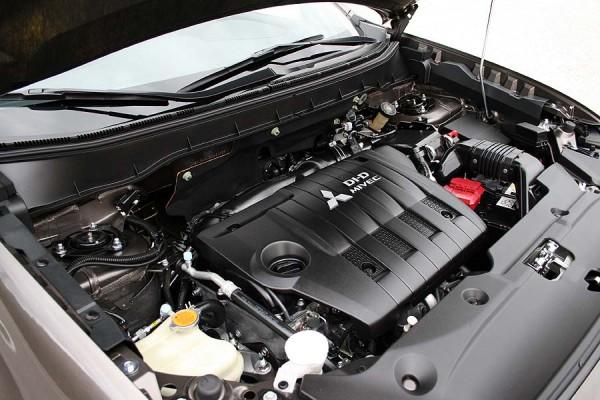 Mitsubishi ASX 200 DI-D ClearTec 4WD