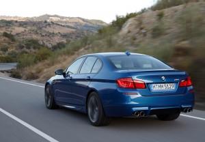 El BMW M5 acaparará la atención por sus prestaciones superdeportivas.