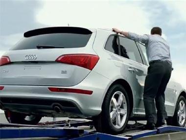 Audi Q5, competencia agresiva