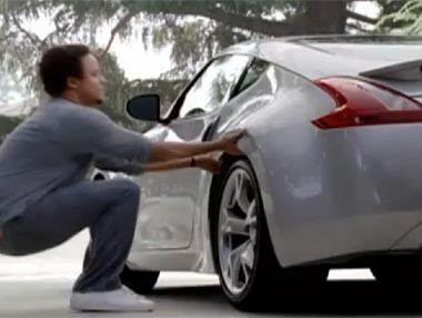 """Nissan Maxima… """"baby"""""""