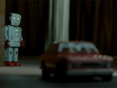 Audi A4 TDi, el robot humano