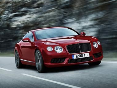 Bentley Continental V8 507 CV