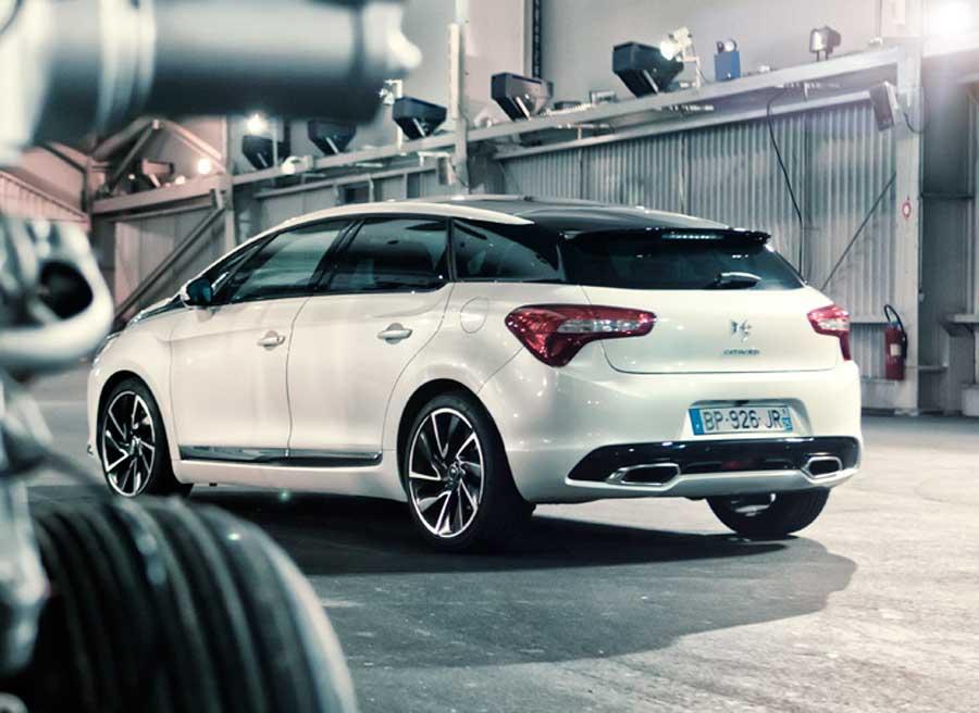 El precio de partida del Citroën DS5 en España será de 26.900 euros.