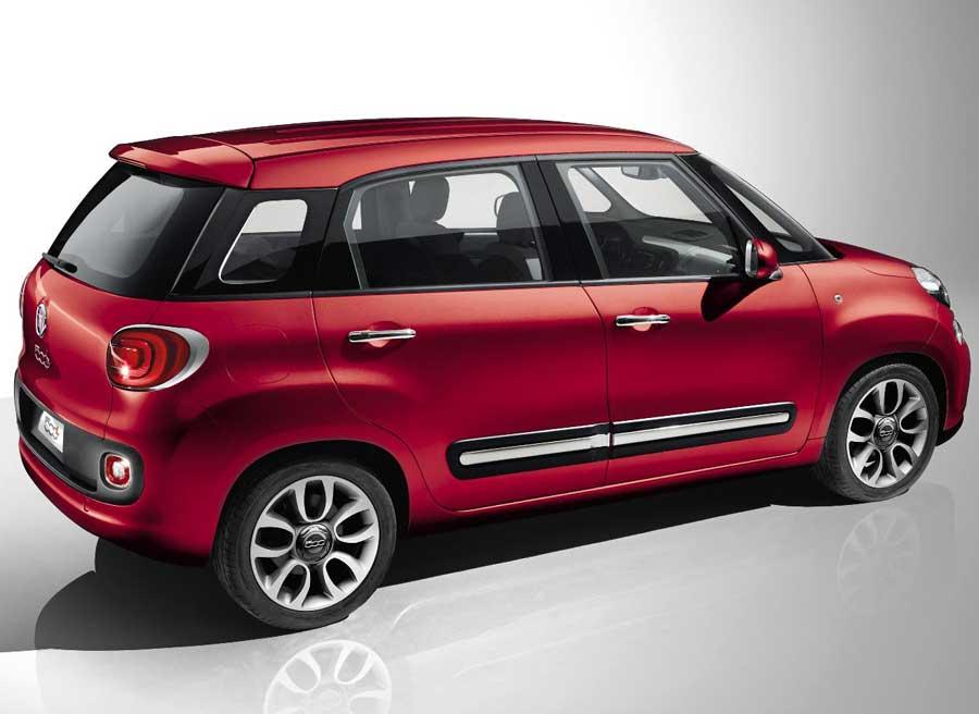 El Fiat 500L será presentado de forma oficial durante el Salón de Ginebra, que tendrá lugar en marzo.
