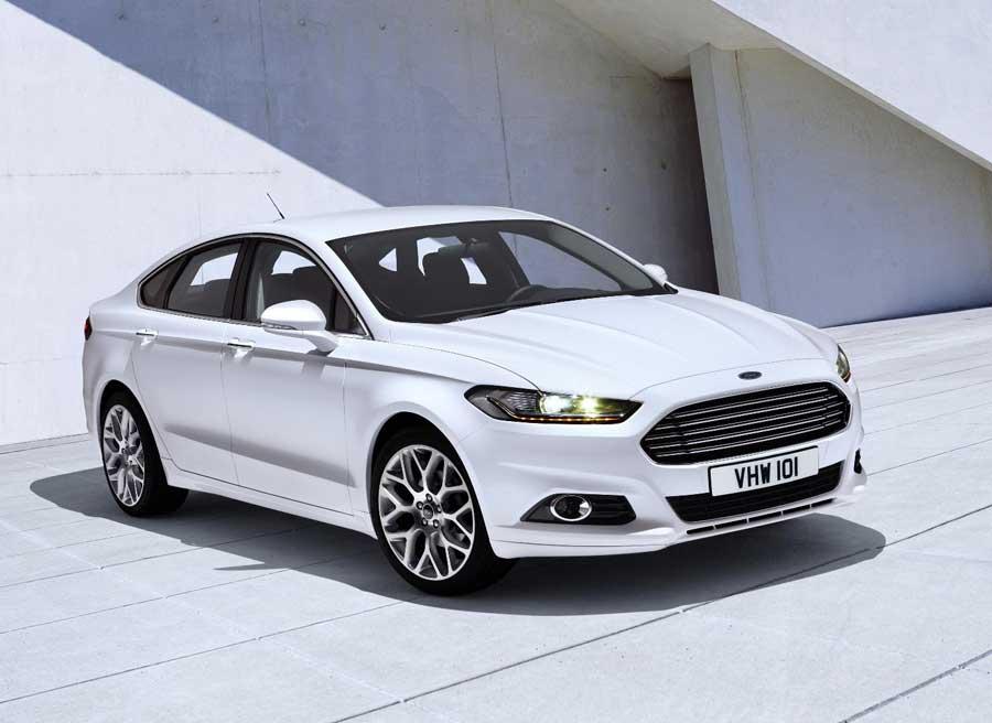 El nuevo Ford Fusion Energi es la apuesta eléctrica más fuerte de Ford.