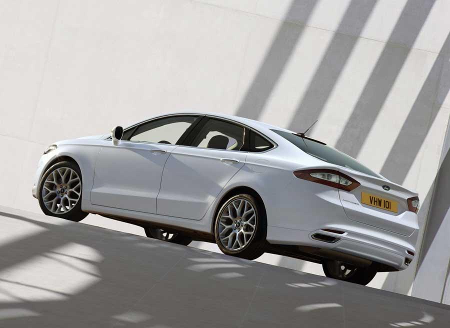 La imagen del nuevo modelo de Ford se renueva por completo.