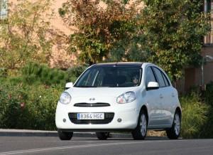 Según Nissan, el motor 1.2 de tres cilindros entrega una potencia (98 CV) propia de un 1.5 con cuatro cilindros. Fotos: Raúl de San Antonio.