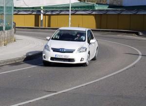 Toyota Auris Hybrid, Rubén Fidalgo