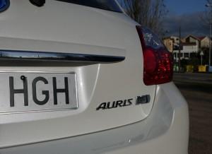 Toyota auris hybrid sinergy, Rubén Fidalgo