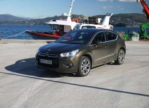 Citroën DS4 Cobres, Rubén Fidalgo