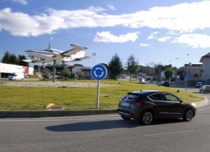 Citroën DS4 Aeropuerto, Rubén Fidalgo