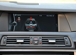 BMW Serie 5 híbrido