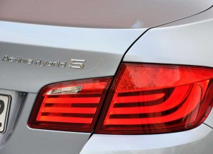 BMW Serie 5 ActiveHybrid 5