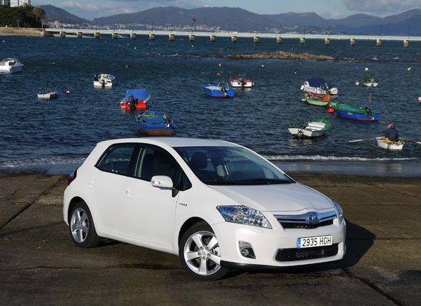Toyota Auris 1.8 HSD híbrido, ¿mejor que un diésel?