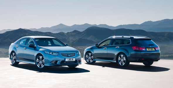 Honda inicia la comercialización del Accord