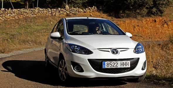 Mazda2 1.3 Style 5 puertas: suavidad urbana