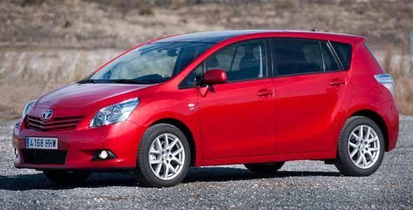 Llega a España el nuevo Toyota Verso